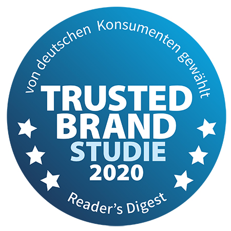 Logo Studie Trusted Brand 2020